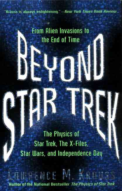 Beyond Star Trek By Krauss, Lawrence M.
